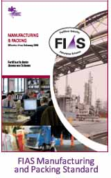 FIAS Manufacturing and Packing Standard 2016
