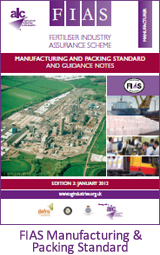 FIAS Standard Manufacturing and Packing