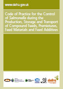 Image for Defra Salmonella Feed Code of Practice