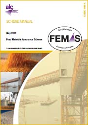 Image for FEMAS Scheme Manual
