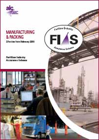 Image for FIAS Manufacturing and Packing Standard Effective from February 2016