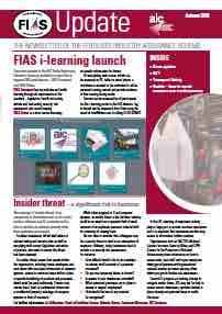 Image for FIAS Update Issue 12