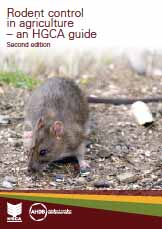 Image for G56 Rodent control in agriculture - an HGCA guide