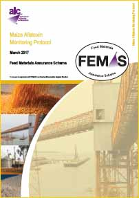 Image for FEMAS Sector Notes 15 Maize Aflatoxin Monitoring Protocol