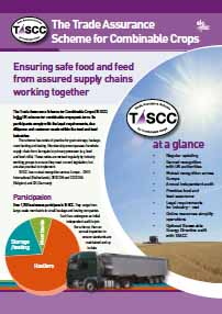 Image for TASCC Benefits Brochure 2017