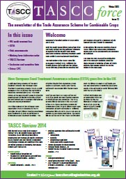 Image for TASCC Force Issue 13 - Winter 2013