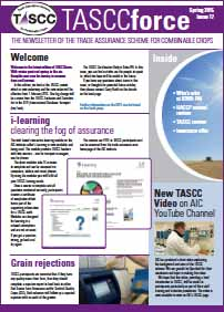 Image for TASCC Force Issue 17 - Spring 2015