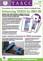 Image for TASCC Force Issue 3 - Spring 2007