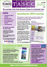 Image for TASCC Force Issue 6 - Autumn 2008