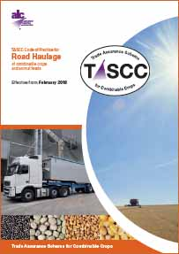Image for TASCC Code of Practice - Haulage