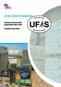 Image for UFAS 2020 - Effective 2nd March 2020