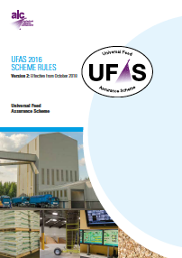 Image for UFAS Scheme Rules 2016 - Version 2: Effective from October 2018